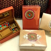 Jewellery Box with mirror
