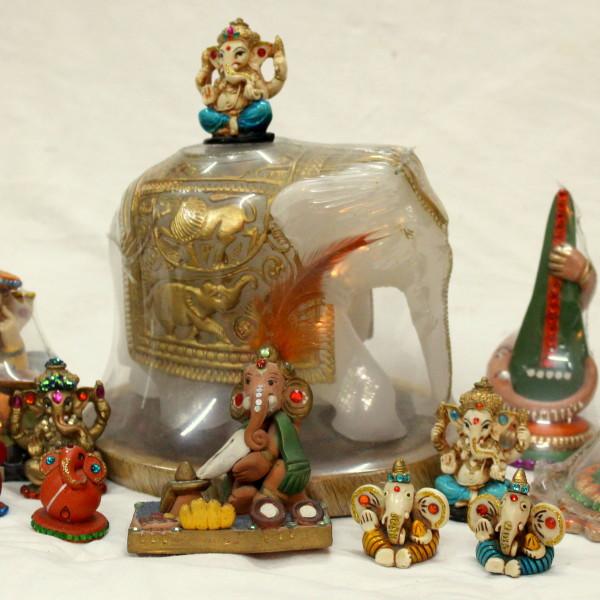 Table Top Ganesha Idols