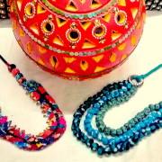 Cloth Jewellery