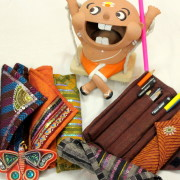 Pen/Pencil/Lipstick holder